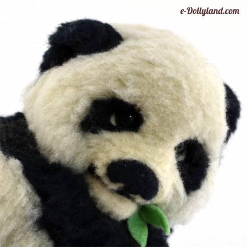 Dollyland. Панда (скульптурный войлок).