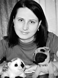 Юлия ЛАГУТКИНА