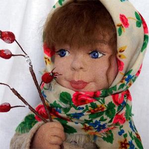 Наталья ШАПУРОВА. Скульптурный войлок.