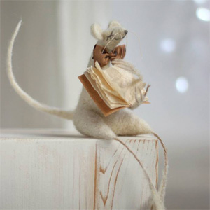 Мариана ПОПОВА (Mariana Popova). Скульптурный войлок.
