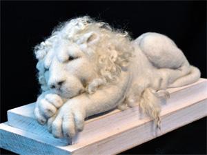 Наталья ЛИНЬКОВА. Скульптурный войлок.